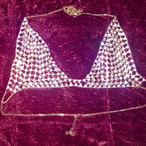Other - Crystal Bra